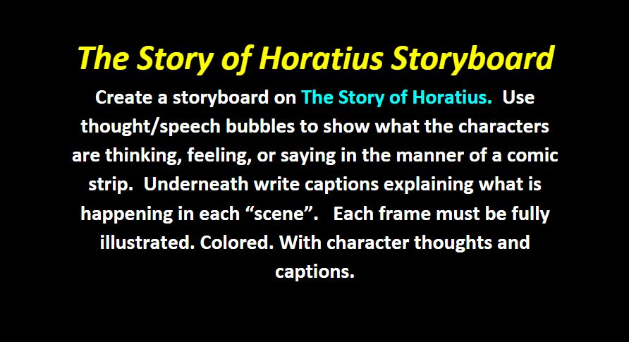 the story of horatius Publius horatius cocles was an officer in the army of the ancient roman  republic who  the story of horatius at the bridge began to be depicted in art in  the.